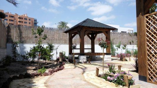 Jardinería decorativa