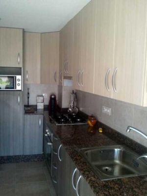 Cocina completa y electrodomésticos integrados