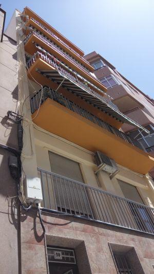 Reparación de balcones en monocapa