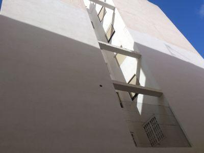 Enlucido y pintura especial fachadas