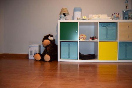Acondicionamiento de habitación infantil